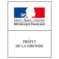 Logo Prefecture de la Gironde